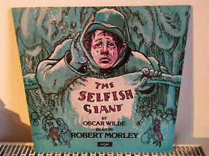 Oscar Wilde, The selfish Giant, Bestzustand, Hörspiel LP Vinyl, argo