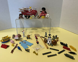 Vintage Toys & Dolls Some Handcrafted For Childs Room Dollhouse Miniature 1:12