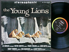 LEE MORGAN WAYNE SHORTER The Young Lions LP VEE JAY VJLP3013 DG ST Bobby Timmons