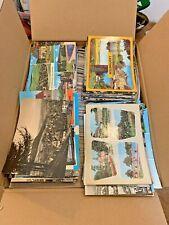 Karton mit nur DDR AK Postkarten Ansichtskarten Konvolut 7,1 KG