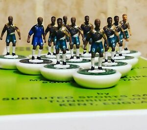 South Africa 1998 Subbuteo team Handpainted And Decals
