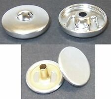 5 Chunk Chunks Druckknopf Click Buttons Silber für Armband Gürtel