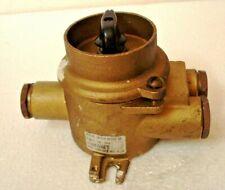 Vintage Marine Brass Switch for Light – - Ship'S 100% Original (740)