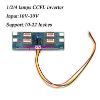 Universal LCD Backlit Inverter Board 1/2/4 Lamp Backlight Driver Board 12V Input