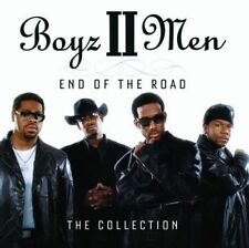 Boyz II Men - End Of The Road: The Collection Neue CD