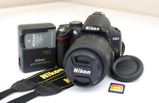 Nikon D3000 10.2 MP Digital DSLR Camera Kit w/AF-S VR 18-55mm 3.5-5.6G ED Lens
