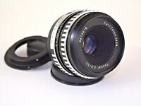 Lens for Canon Carl Zeiss Jena Tessar 50mm  f  2.8  DSLR m42 + adapter Canon