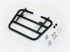 Triumph Tiger 800 / 800XC - TEC Black Luggage Rack - Ideal For Touring