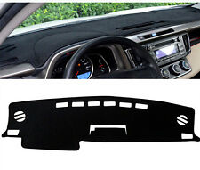 Fit For TOYOTA RAV4 2016 2017 DashMat Dashboard Cover Dash Cover Mat