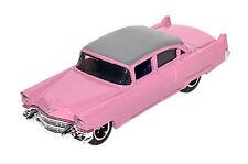 Matchbox 2019 MBX Highway '55 CADILLAC FLEETWOOD 1:64 Scale Pink Car 11/100