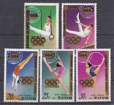 OLYMPIA 1984/ Korea (N) MiNr A2130/34 **