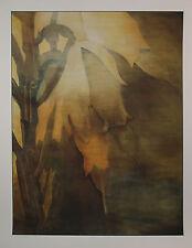 Heath - Howard Hersh - Floral Art - Vertical - Leaves & Trees - Framing Options