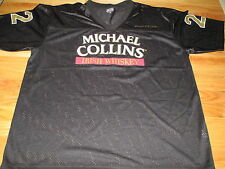 "MICHAEL COLLINS ""IRISH WHISKEY"" No. 22 Football (XL) JERSEY"