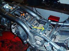 Kawasaki Z 750 - 2007/2010 - Plaque fixation Reservoir avec Vis