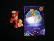 my little pony neon bright  mini blind bag Orange Apple Jack  NEW/Loose