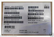 Intel FSR1695GPRXPS 400W Power Supply. New Bulk Packaging