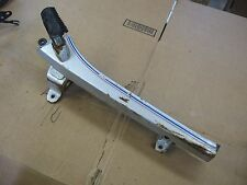 83 Honda Aero 80 NH80 right lower floorboard foot peg passenger rocker panel