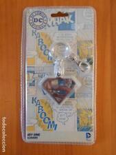 LLAVERO SUPERMAN - KEYRING - DC COMICS ORIGINALS - NUEVO, PRECINTADO (DF)