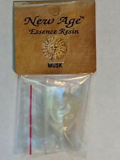 New Age Essence Resin - Musk (5 gm)