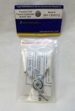 Microheli Blade 130X Titanium Swashplate RC Heli MH-130X012