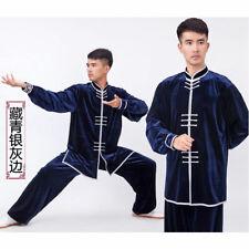 Men Women comfort Martial Arts Chinese Kung Fu Tai Chi Suits Wushu Sets Uniform