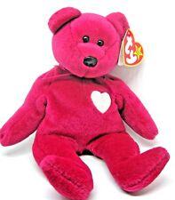 ty Valentina Beanie Baby Bear with Tags