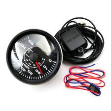Universal 85mm 0-80MPH GPS Speedometer 0-120km/h Speed Odometer Trip Meter