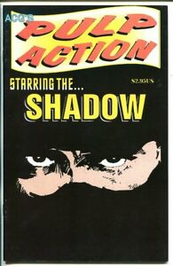 Pulp Action #1  1999 - ACG  -VF/NM - Comic Book