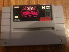 Joe & Mac (Super Nintendo) - Cart Only