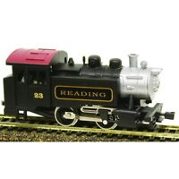 Model Power 965081, HO, 0-4-0 Tank Switcher Reading - DCC with Sound & Remote