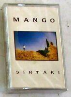 MANGO - SIRTAKI - Musicassetta Sigillata MC K7