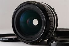 [Excellent+++++] Nikon Ai  28mm f/2.8 Wide Angle MF Lens from Japan #00014