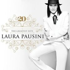 LAURA PAUSINI - 20 GREATEST HITS 2 CD NEU