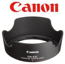 Canon lens hood EW-63C genuine JAPAN F/S