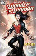 Wonder Woman: Odyssey Vol. 1 by Straczynski, J. Michael