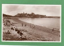 The Beach Peel IOM Isle of Man pc 1944 Peel postmark Ref  H194