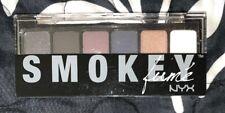 Nyx The Smokey Shadow Palette-Tss01