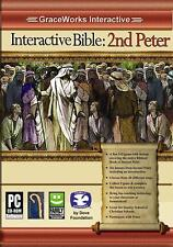 Interactive Bible: 2 Peter, New Bible Game 4PC-Windows,Download, Learn Scripture