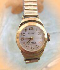 Vergoldete mechanische - (Handaufzugs) Armbanduhren