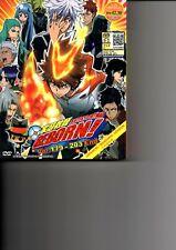 KATEKYO HITMAN REBORN! Vol.179-203 End Anime DVD