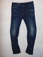 G-Star Raw 51030 ARC 3D Slim Medium Aged W32 L34 Mens Firro Stretch Denim Jeans