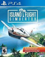 Island Flight Simulator [Sony PS4 PlayStation 4, PQube, Missions, Flying] NEW