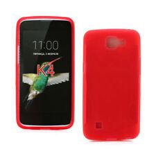 custodie preformati / copertine Per LG K4 per cellulari e palmari silicone / gel / gomma