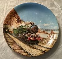 DAVENPORT GREAT WESTERN DREAMS COLLECTOR PLATE CITY OF TRURO