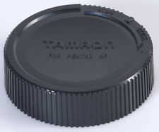 CAPUCHON ARRIERE TAMRON AF POUR PENTAX K ORIGINAL REAR CAP TAMRON AF FOR PENTAX