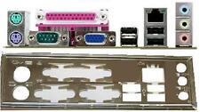 ATX Blende i/o shield ATX Gigabyte G41M-ES2L NEU io #8 G41M Combo backplate new