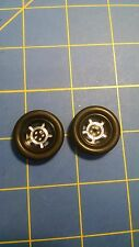 """Pro Track Daytona Black Large Tire Drag Fronts 1"""" tall for 050 axle Mid America"""