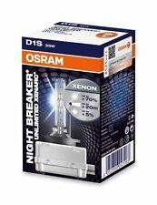 OSRAM XENARC NIGHTBREAKER D1S XENONLAMPE FERNSCHEINWERFER 85V 35W+70% PK32D-2