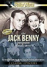 The Jack Benny Program Volume 3 DVD (NEW and SEALED)