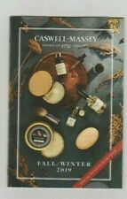 Caswell-Massey Catalog Fall/Winter 2019 Fragrance and personal care products